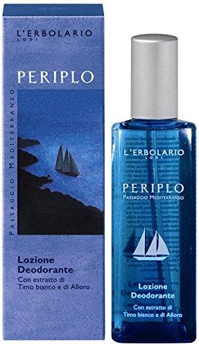 L'Erbolario Periplo Man Deodorant 100ml by L'Erbolario