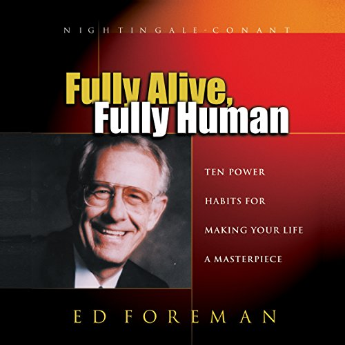 Fully Alive, Fully Human cover art