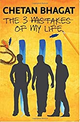 Best Chetan Bhagat Book List: The 3 Mistakes Of My Life