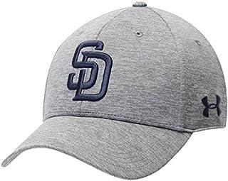 Under Armour Under Armour San Diego Padres Heathered Gray Armour Twist Performance Snapback Adjustable Hat 帽子 キャップ 【並行輸入品】