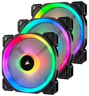 Corsair LL Series LL120 RGB 120mm Dual Light Loop RGB LED PWM Fan 3 Fan Pack with Lighting Node Pro (B075VGN4M1) | Amazon price tracker / tracking, Amazon price history charts, Amazon price watches, Amazon price drop alerts
