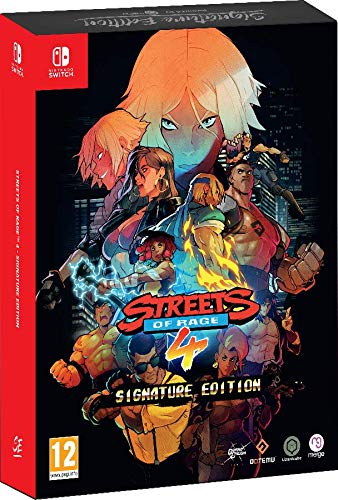 Juego Streets of Rage 4 Signature Edition
