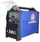 Tig Welder 210A AC/DC Inversor digital – R-Tech Tig210EXT 240V – 3 años de garantía del Reino Unido