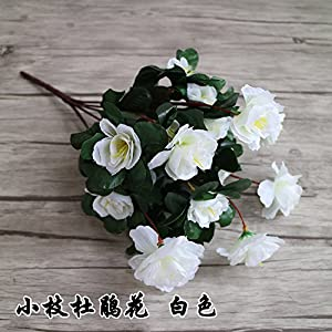 Artificial Flowers Yiting Rhododendron flower flower flower flower flower flower simulation flower