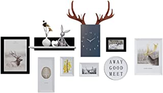 KAYBELE Foto Pared Foto Pared decoración nórdica Foto Marco Pared combinación Reloj Creativo Foto Pared el más Dulce de su...