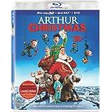 Arthur Christmas 3-D