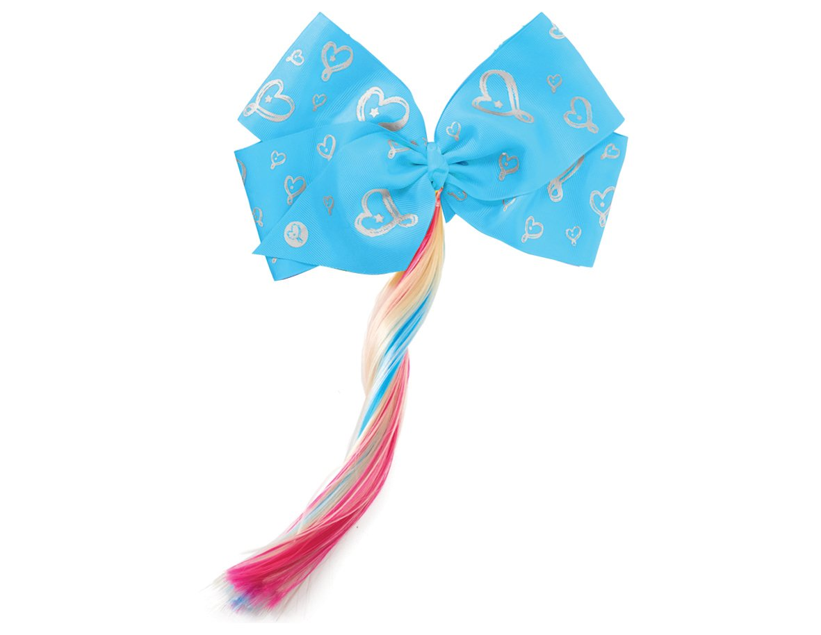 JoJo Max 75% OFF Bodacious Blue Bow At the price