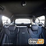 Travall® Guard Hundegitter TDG1303 – Maßgeschneidertes Trenngitter in Original Qualität - 4