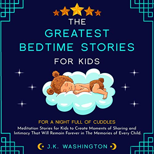 The Greatest Bedtime Stories for Kids cover art