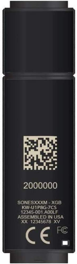Data Locker Sentry ONE Encrypted Flash Drive - 4 GB - USB 3.1-256-bit AES - TAA Compliant