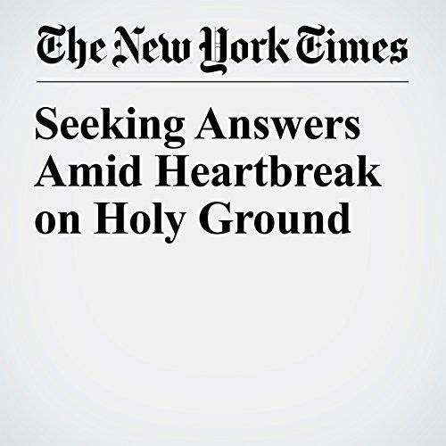 Seeking Answers Amid Heartbreak on Holy Ground copertina