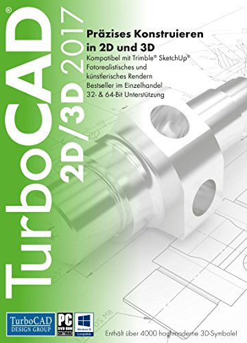 IMSI TurboCAD 2D/3D 2017