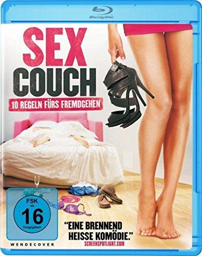 Sex Couch - 10 Regeln fürs Fremdgehen [Blu-ray]