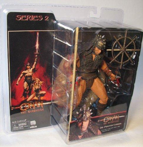 Figur Conan Der Barbar S.2 Battle Helm Pit