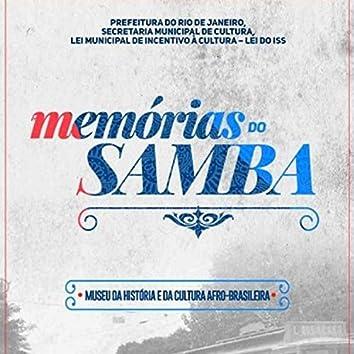 Memórias do Samba: Samba de Raíz, Vol. 1 (Ao Vivo)