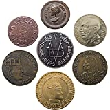 Shire Post Mint A Game of Thrones: Dead Man Set of Collectible Coins