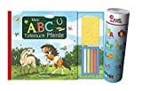 Mein ABC-Tafelbuch Pferde (Übungen für...