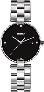 Rado Women's Quartz Watch, Analog Display and Stainless Steel Strap R22852703