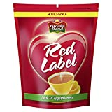 Red Label Tea 1 kg Pack, Strong Chai from the Best Chosen Leaves, Rich in Healthy Flavonoids - Premium Powdered Black Tea
