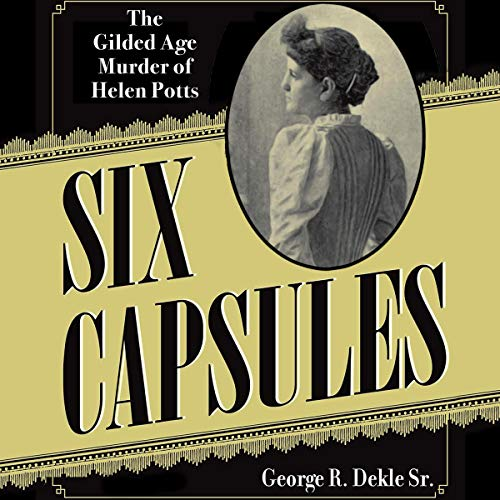 Six Capsules audiobook cover art