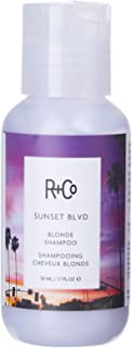 R+Co Sunset Blvd Blonde Shampoo Travel, 50ml