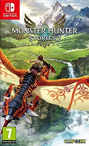 Monster Hunter Stories 2: Wings of Ruin Standard [Pre-Load] | Nintendo Switch - Código de descarga