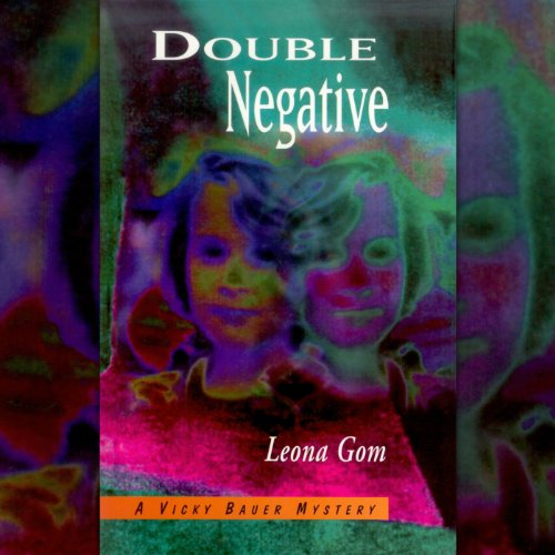 Double Negative audiobook cover art