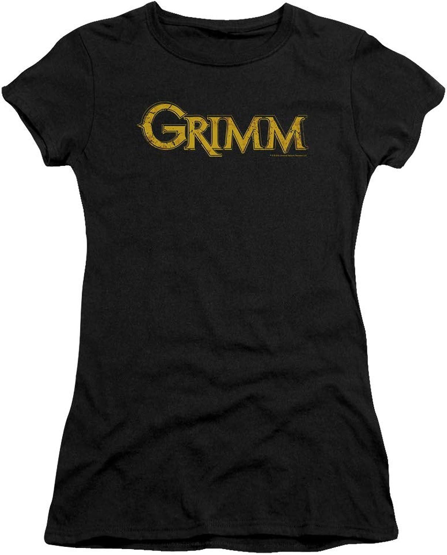 Grimm  Juniors gold Logo Premium Bella TShirt