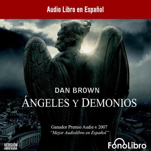Angeles y Demonios [Angels and Demons] cover art