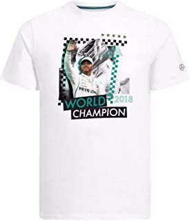 Mercedes AMG Lewis Hamilton Champ Tee 2018