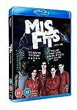 Misfits Series 1 [Blu-ray] [Reino Unido]