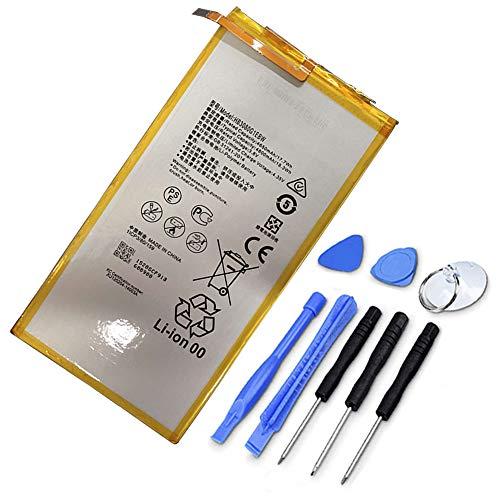 XITAI 4800mAh 18.3Wh HB3080G1EBW Repuesto Batería para Huawei MediaPad M2 8.0 Inches M2-801L M2-801W M2-802L M2-803L with Tools