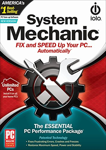 System Mechanic - Unlimited PCs