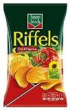 funny-frisch Riffels Chili und Paprika, 150 g -