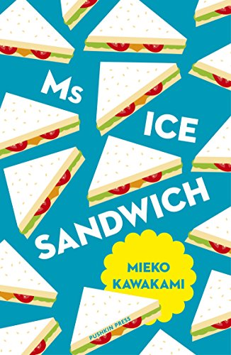 Ms Ice Sandwich (Japanese Novellas Book 4) (English Edition)