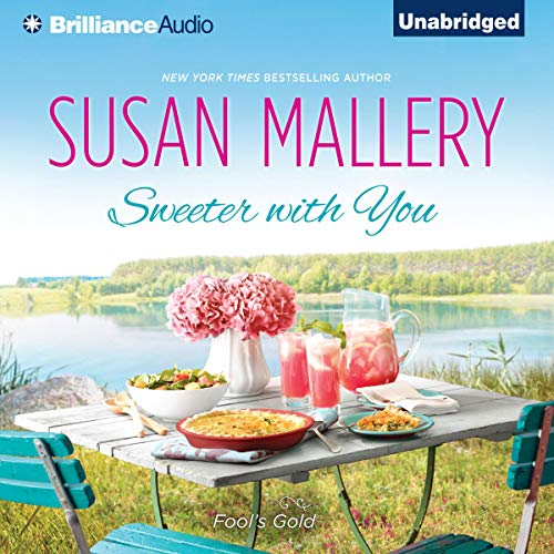 Sweeter with You audiobook cover art