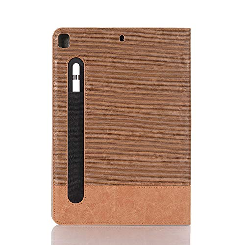 Avril Tian iPad 10.2 inch 2019 Case, Slim Stand met Card Slots Magnetische Smart Cover voor Apple iPad 10.2