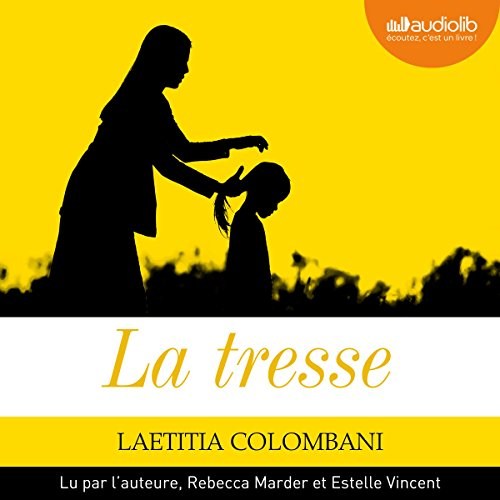 LAETITIA COLOMBANI - LA TRESSE [2017] (MP3 192KBPS]