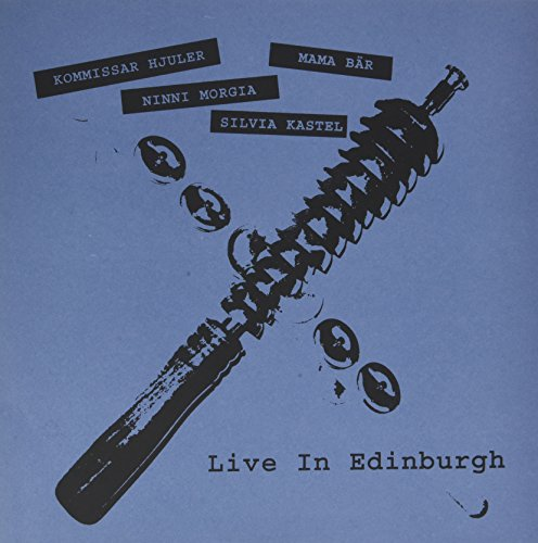 Live in Edinburgh