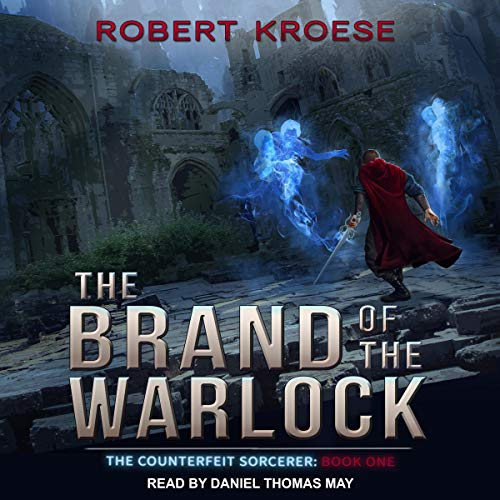 The Brand of the Warlock audiobook cover art