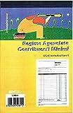 10 X Edipro Fattura Regime Forfettario 50x2 E5285A - confezione da 10 blocchi...