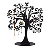 Tree Jewelry Display Organizer - Holds Bracelets, Necklaces, Earrings - 10' Tall by Science Purchase