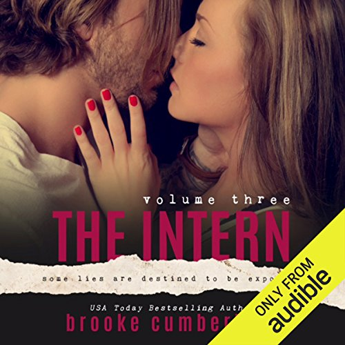 The Intern, Vol. 3 cover art
