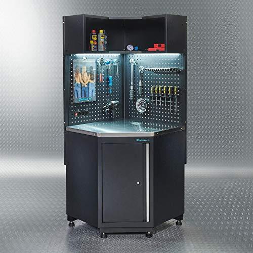 Datona Werkstatteinrichtung Premium Eckwerkbank