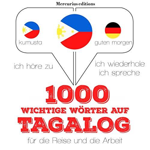 1000 wichtige Wörter auf Tagalog für die Reise und die Arbeit Titelbild