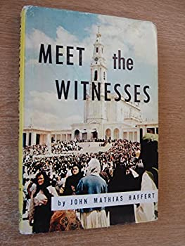 Hardcover Meet the Witnesses Book