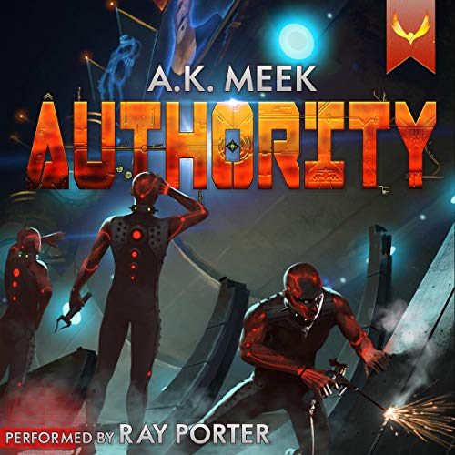 Authority cover art