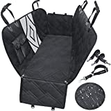 URPOWER Upgraded Dog Seat Covers with Mesh Visual Window 100%...