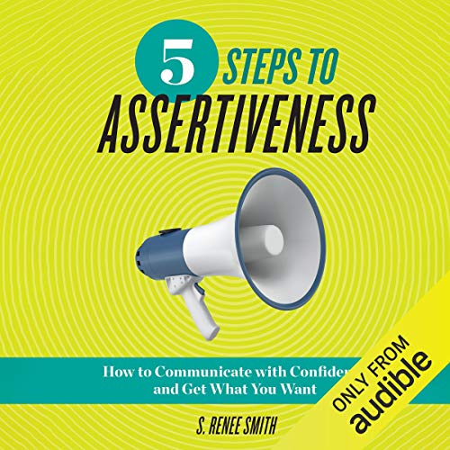 5 Steps to Assertiveness cover art