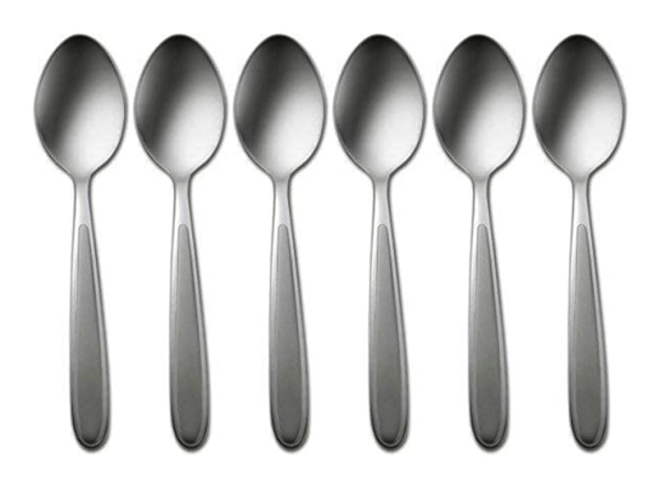 Oneida Jordan Teaspoons, Set of 6